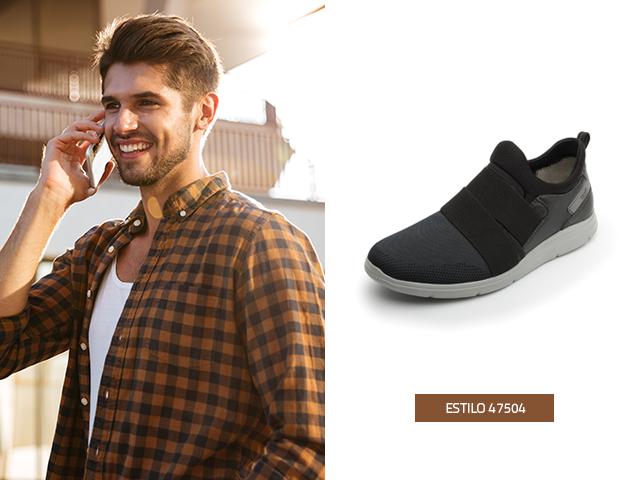Los sneakers tipo calcetín te darán el confort necesario para realizar todas tus actividades