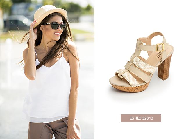 La combinación de texturas en tus zapatillas de moda 2018, es un estilo que debes tener en tu colección de calzado.