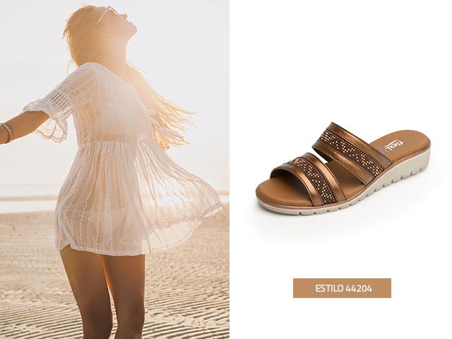 Qué llevar a la playa  Top 3 tips en zapatos - Blog Flexi ef92c4a4211b