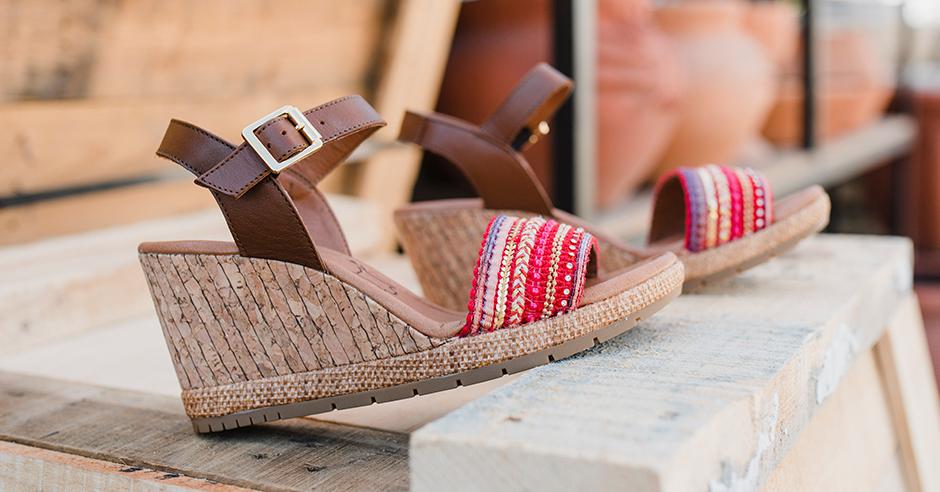 ca439fef Increíbles sandalias para dama - Blog Flexi