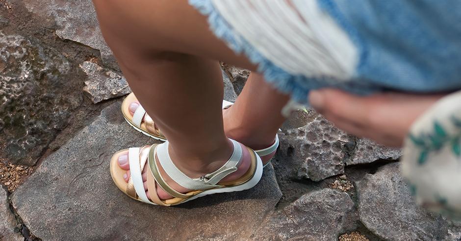 8c6685fc25aa3 Qué llevar a la playa  Top 3 tips en zapatos - Blog Flexi