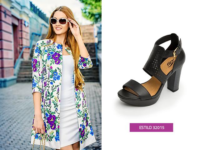 Si deseas marcar pauta con tu estilo, tienes que elegir estas zapatillas de moda negras tienen detalles muy modernos