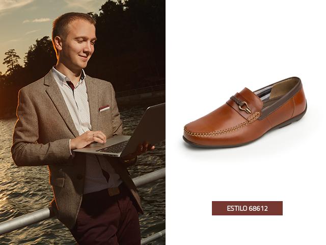 Los zapatos de hombre para traje siempre estarán en los aparadores y Flexi pensando en ti te presenta esta temporada una gama de diseños para lucirlos con estilo