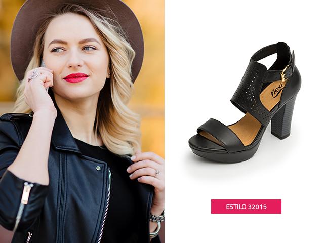 Para impactar con una imagen reveladora, estas zapatillas negras con perforaciones destacarán cualquier atuendo que te pongas, te verás brillante