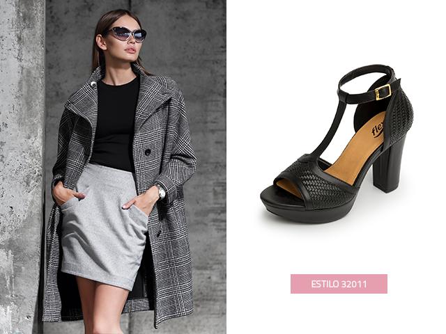 Si quieres lucir un atuendo fresco sin perder el estilo, estas zapatillas negras son modernas y lucidoras te verás espectacular portando este modelo
