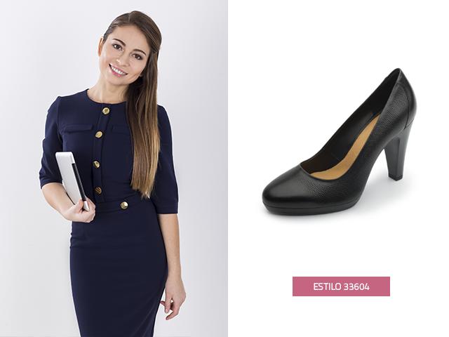 En el armario siempre debes de tener unas zapatillas negras, es el color que combina con todo, este modelo clásico y cómodo es genial para un día de saturado de reuniones en la oficina