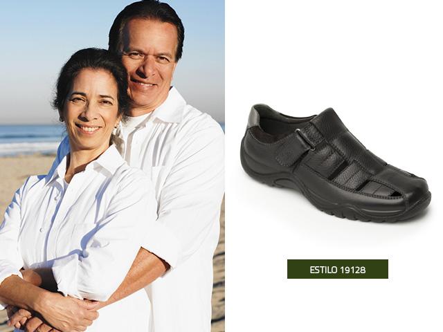 Zapato abierto Flexi