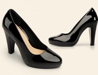 ¿Cómo limpiar los zapatos de charol?