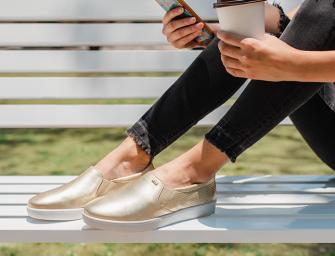 Combina tus pantalones de moda con zapatos Flexi