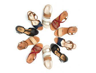 Conoce la gama de zapatos de moda Flexi