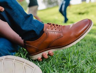 ¿Cómo limpiar zapatos de piel?