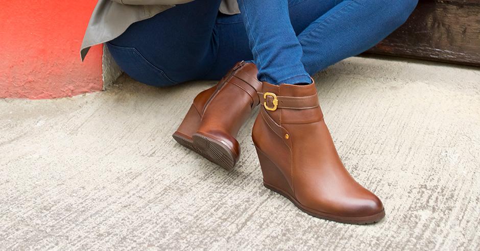 c10fd351 4 estilosos zapatos de cuña para toda ocasión - Blog Flexi