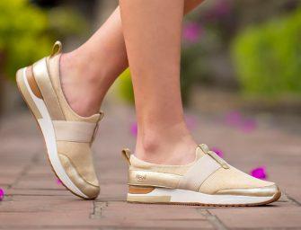 Zapatos cómodos para mujer de temporada