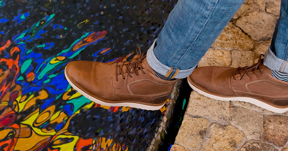 a012e1464e0 Tendencias otoño invierno 2018 en zapatos para hombre - Blog Flexi