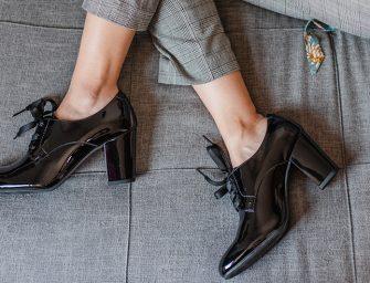 Combina tus zapatos elegantes de manera correcta