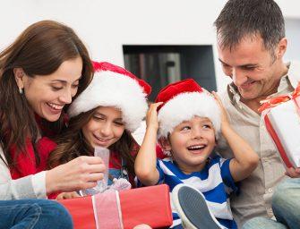 Top 5 regalos de navidad para la familia
