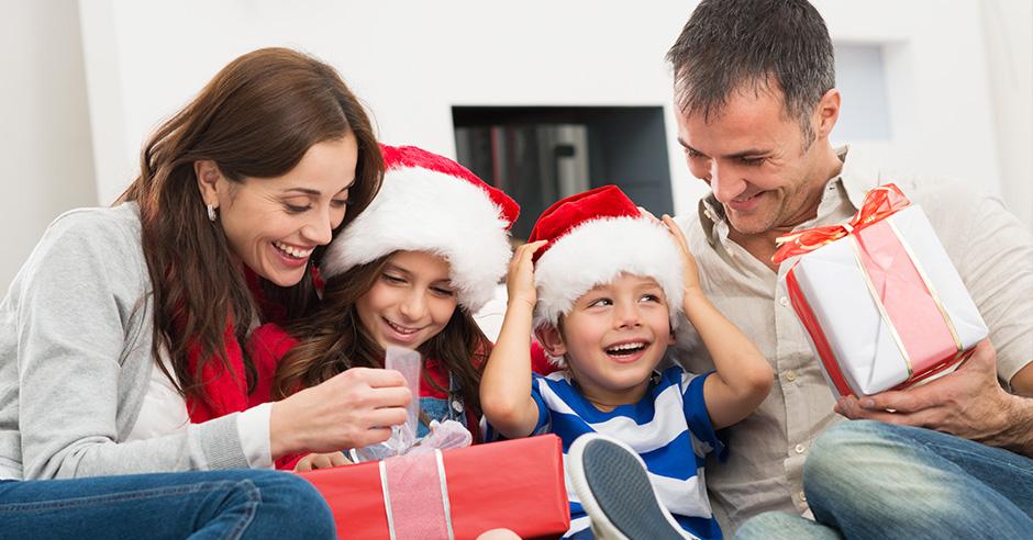 Regalos de navidad para la familia Flexi