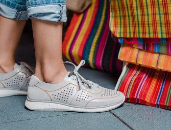 Tenis de moda para mujer: Lo último de temporada