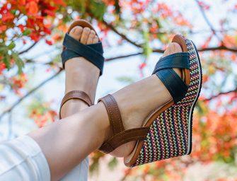 Top 5 zapatos de cuña