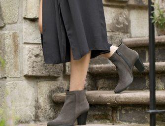 3 atuendos ideales para tus zapatos de tacón