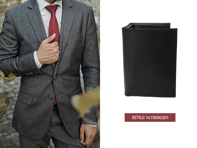 cartera-color-negro Flexi