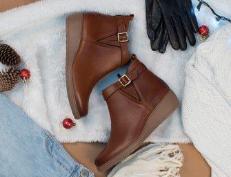 Nueva colección de botines de mujer