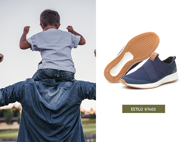 sneaker-elastico-cruzados-navy Flexi