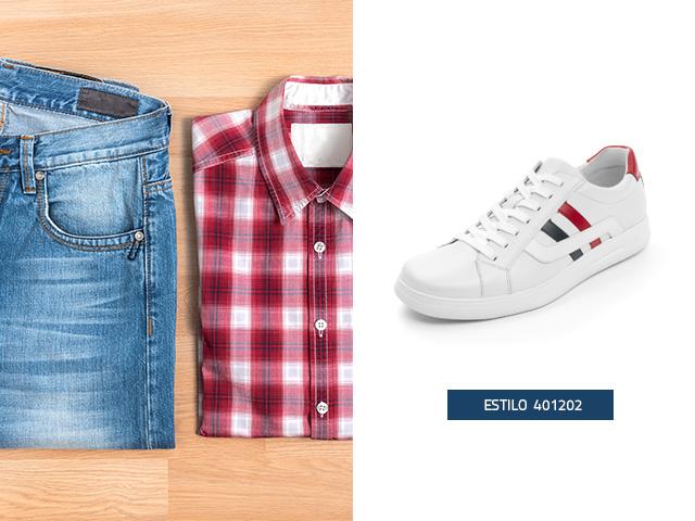 sneaker-urbano-clasico-blanco Flexi