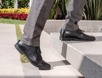 Top 3 zapatos negros de hombre para trabajar