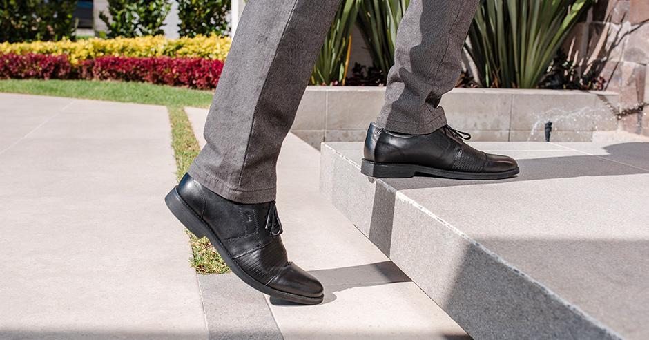 Zapatos Zapatos Flexi Negros Trabajar Negros Para Para E8qxPnqaw