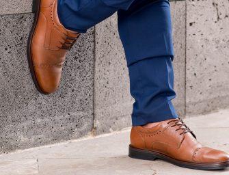 Top zapatos de hombre 2019. Nueva colección Flexi