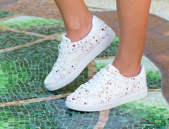 Estos zapatos bonitos de mujer animarán tu armario