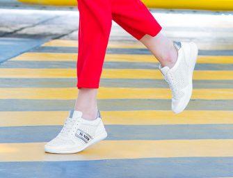 Los 4 zapatos tenis originales que serán todo un éxito este año