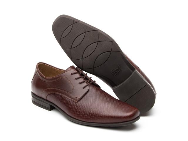 El modelo de zapatos: Derby