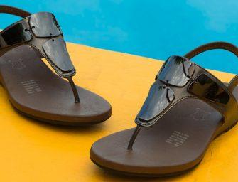 Un par de zapatos ideal para mezclar con 3 faldas de vestir