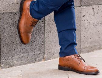3 Combinaciones de ropa para hombre con un par de zapatos Flexi