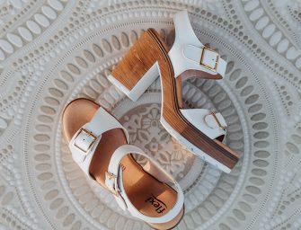 Elige las sandalias para boda ideales para ti