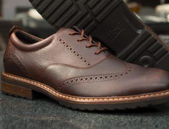 Zapatos de trabajo que no pueden faltar en tu clóset
