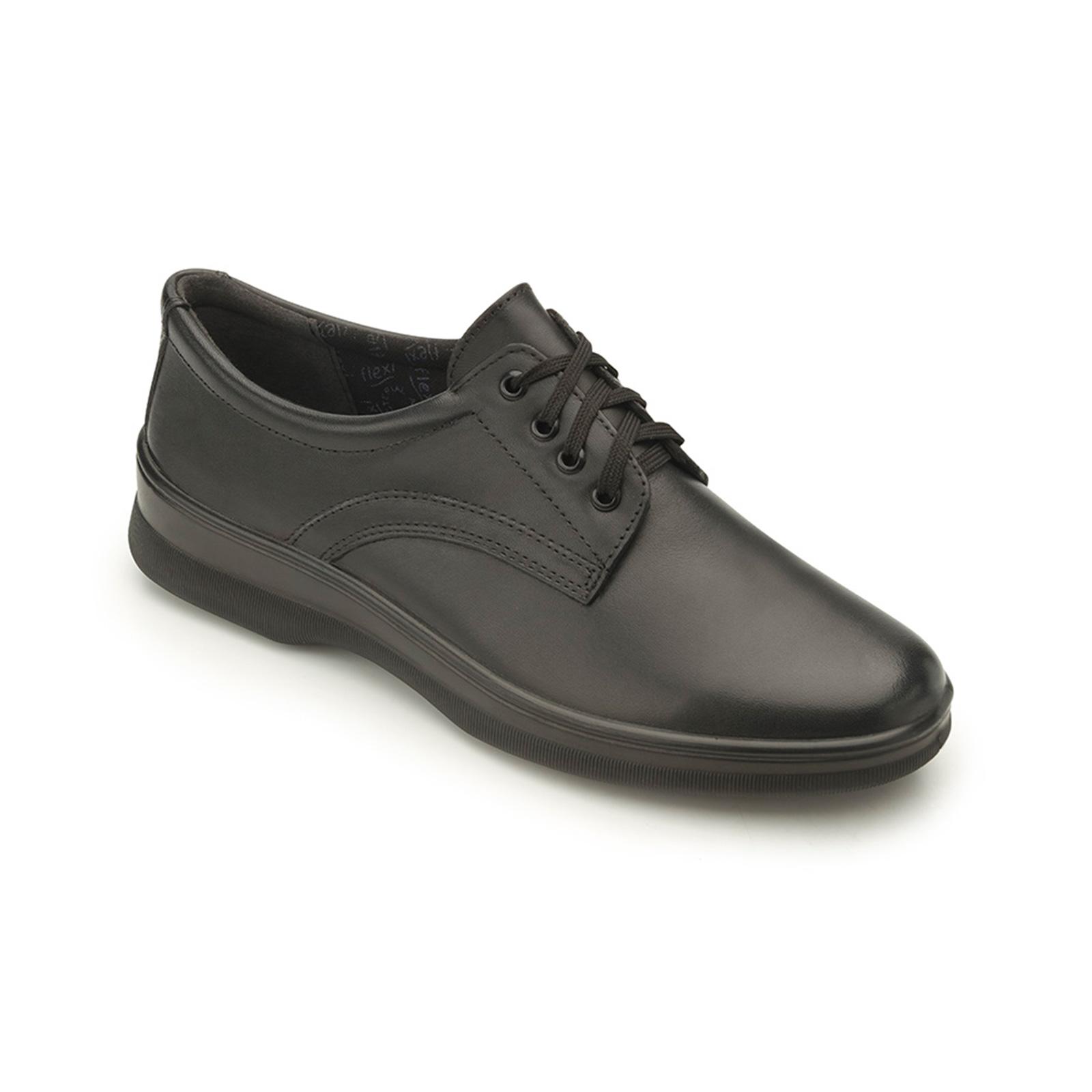 90e1cb57b4f Zapato agujetas servicio - Flexi México
