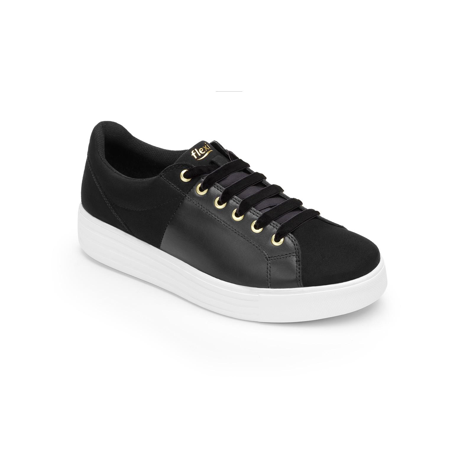 93a0a8444 Sneaker suela gruesa - Flexi México