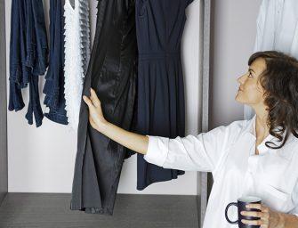 5 Tips to Organize a Messy Wardrobe