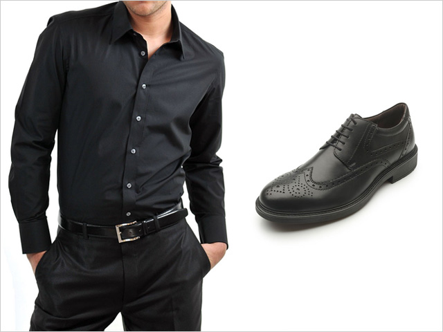 3 tips to match suits and shoes flexi news
