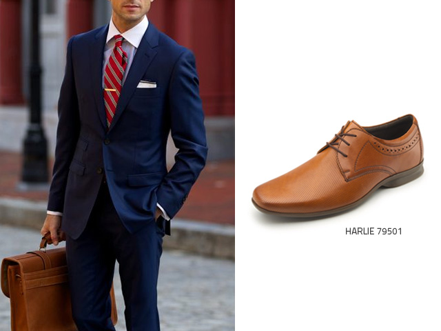 Shoes To Wear With A Blue Suit Flexi News