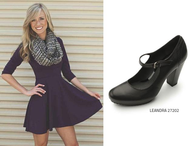 3 ways to wear Mary Jane pumps - Flexi News