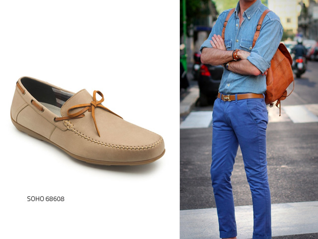 what shoes to wear with your casual chinos flexi news