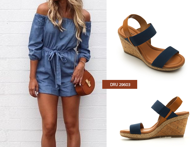 3 Shoes You Can Wear With A Romper Flexi News