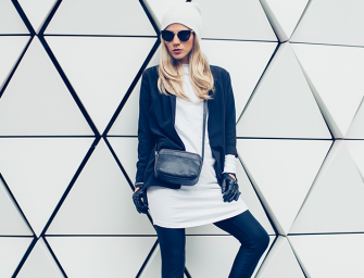 How to Get a Perfect Black And White Outfit