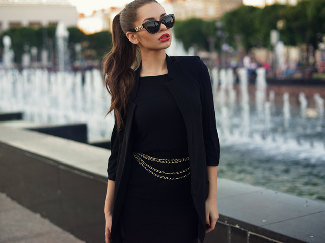 3 outfit ideas for your little black dress
