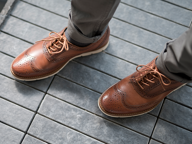 Shoes to Wear on Casual Friday