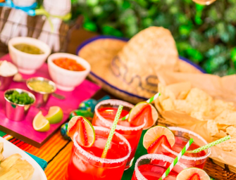 Celebrate mexican independence day